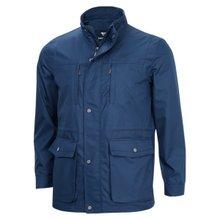 [파파브로]남성 국산 바람막이 신사 코트 자켓 점퍼 HAN-A9-SA-블루