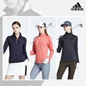 [아디다스 골프] [아디다스] 골프웨어 여성 니트셔츠 3종세트 BFYKFF02