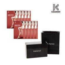 [카카모리] NEW팬티스타킹10족 선물세트 (박스+쇼핑백)