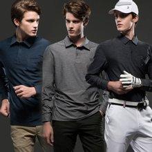 부쉬 남성 스포츠 퍼포먼스 웜 기모 셔츠