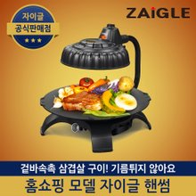 자이글 핸썸 블랙 ZG-H375