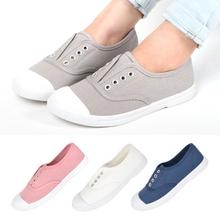 [아란슈] 스켈 여성 밴딩 슬립온 단화 로퍼 스니커즈 신발