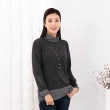 마담4060 엄마옷 소매트임폴라티셔츠-ZTE912130-