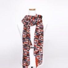 [파파브로]MM 가을 겨울 간절기 패션 스카프 DRN-WSC0150-오렌지