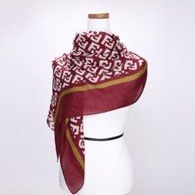 [파파브로]폰트 가을 겨울 간절기 패션 스카프 CRA-WSC3121-와인