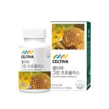 셀티바 그린 프로폴리스 (500mg x 60캡슐) 1개월