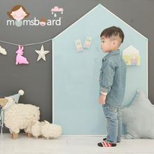 [맘스보드]제제하우스 보드 M /유아 자석 칠판 화이트