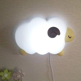 밝기조절 LED형 꿈양 벽등
