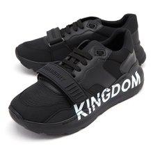 [버버리] 킹덤 RAMSEY M LOW KINGDOM 8019972 남자 네오프렌 스니커즈