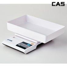 [카스] CAS 디지털 가정용 주방저울 WK-1D
