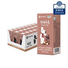 [연세]마카다미아 초코우유 24팩