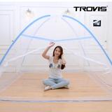 [트로비스] 해피드림 원터치 모기장 3-4인용 150cm