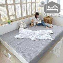 [투유]먼지적은 알러지케어 패밀리 침대패드(230x210) 5컬러