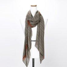 [파파브로]GB 가을 겨울 간절기 패션 스카프 DRN-WSC0153-카키