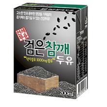 [연세두유]검은참깨두유200ml*64팩