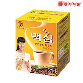 [맥심] [동서식품] 맥심 모카골드 마일드 커피믹스 210T