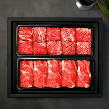 [국제식품]1등급 한우 냉장갈비혼합 2.1kg/구이용 불갈비1.2kg,등심900g