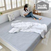 [투유]먼지적은 알러지케어 패밀리 침대패드(325x225) 5컬러