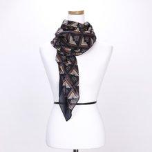[파파브로]포커스 가을 겨울 간절기 패션 스카프 DRN-WSC0154-오렌지