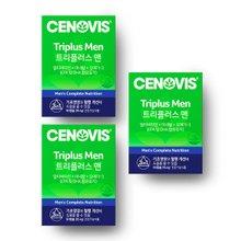 [세노비스] 남성 트리플러스맨 멀티비타민미네랄 (90캡슐, 45일분) 3통