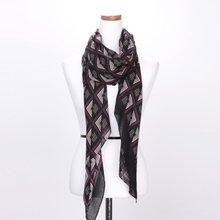 [파파브로]포커스 가을 겨울 간절기 패션 스카프 DRN-WSC0154-와인