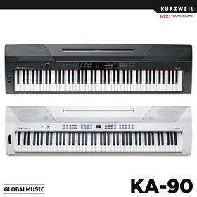 영창 커즈와일 스테이지형 디지털피아노 KA90 (블랙/화이트)