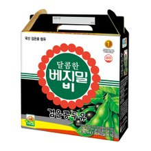 달콤한 베지밀B 검은콩 두유 (96팩)