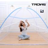 [트로비스] 해피드림 원터치 모기장 1-2인용 120cm