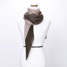 [파파브로]지몽 가을 겨울 간절기 패션 스카프 DRN-WSC0155-카키