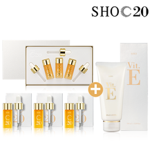 [SHO] 비타민 C20 앰플 6개 + 크림 1개