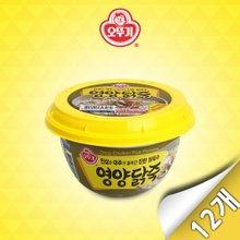 [오뚜기] 영양 닭죽 285g x 12개