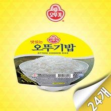 [오뚜기] 맛있는 오뚜기밥 210g x 24개