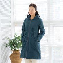 마담4060 엄마옷 밴딩라인후드점퍼-ZJP001009-