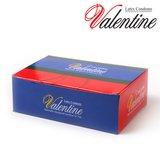 한국 라텍스 발렌타인 콘돔 100p 대용량 낱개포장