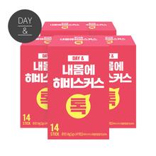 [무료배송2+1] 데이앤 내몸에 히비스커스스틱분말 14포x5박스(70포)