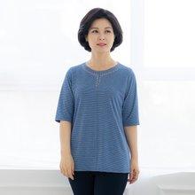 마담4060 엄마옷 반짝나의티셔츠-ZTE005015-