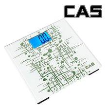 카스(CAS) 디지털 스퀘어 슬림체중계 엔바디 HE-14
