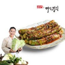 [식품명인 유정임의 명인김치] 통오이소박이 1kg