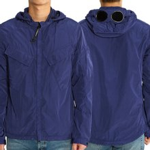 [씨피컴퍼니] 크롬 고글 후드 08CMOS026A 005148G 878 남자 오버 셔츠 자켓