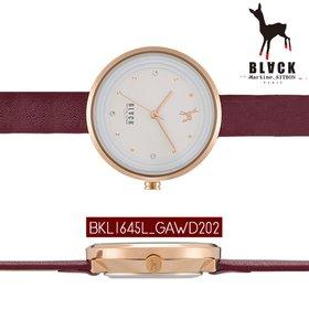 1645 Simple round watches (BKL1645L_GAWD202)