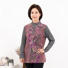 마담4060 엄마옷 겨울에도화사해티셔츠-ZTE911024-
