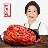 [양희경의반기수라] 서울식 생 포기김치 10kg 국내산농산물사용