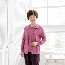 마담4060 엄마옷 이중보석니트-ZAKN809001A-