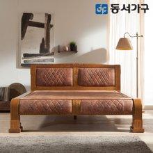 [동서가구]ML 황토볼 퀸 침대 DFAC5859