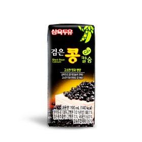 [삼육두유] 검은콩칼슘두유 195ml x 72팩
