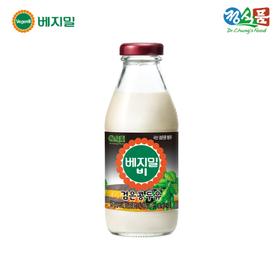 [정식품]베지밀 달콤한B 검은콩 두유 190ml × 40병