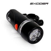 LED 5구 전방 라이트/자전거라이트/후레쉬