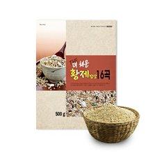 [100% 국산] 황제밥상 16곡 (500g X 10봉 총 5Kg)