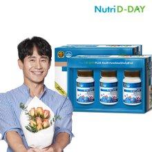 뉴트리디데이 칼슘앤비타민D 60정 3입 선물세트