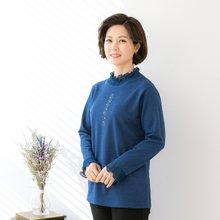 마담4060 엄마옷 별빛따라티셔츠 QTE901077